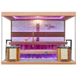 sauna 8 persoane Harvia