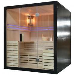 Sauna 4 persoane Harvia 8kw