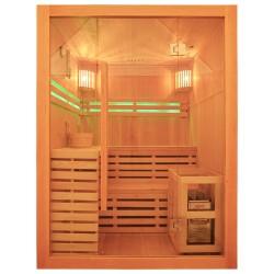 sauna 3 persoane Harvia