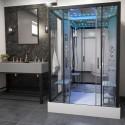 cabină dublă cu hidromasaj și saună INS PL14 Insignia