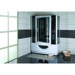 Cabina cu hidromasaj si sauna umeda HTS 165 SANDRA