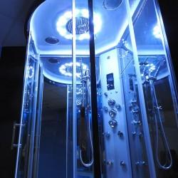 cabina hidromasaj PL9 QBF cu sauna umeda Insignia