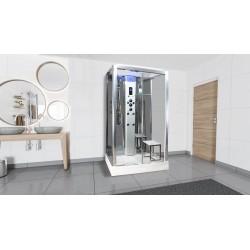 cabina hidromasaj PL105 RTCF dreptunghiulara cu sauna Insignia