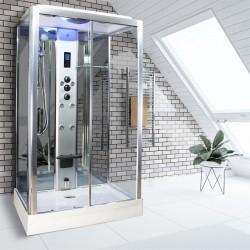 cabina hidromasaj PL115 RTCF dreptunghiulara cu sauna Insignia