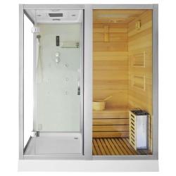 sauna combinata HTS 180