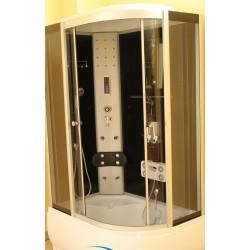cabina hidromasaj cu sauna HTS 120 wsh 7106